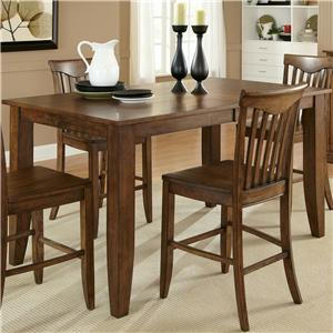 Liberty Furniture Arbor Hills Gathering Height Table