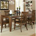 Vendor 5349 Arbor Hills Rectangular Leg Table - Item Number: 92-T4082