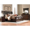 Liberty Furniture Arbor Place King Bedroom Group - Item Number: 575-BR-KSLDMN