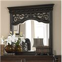 Liberty Furniture Arbor Place Landscape Mirror - Item Number: 575-BR51