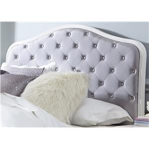 Liberty Furniture Arielle Youth Bedroom Twin Uph Panel Headboard