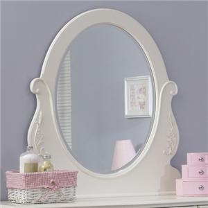 Vendor 5349 Arielle Youth Bedroom Mirror