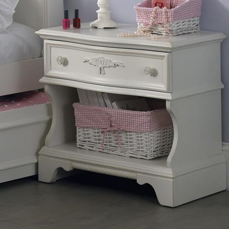 Liberty Furniture Arielle Youth Bedroom Night Stand - Item Number: 352-BR60
