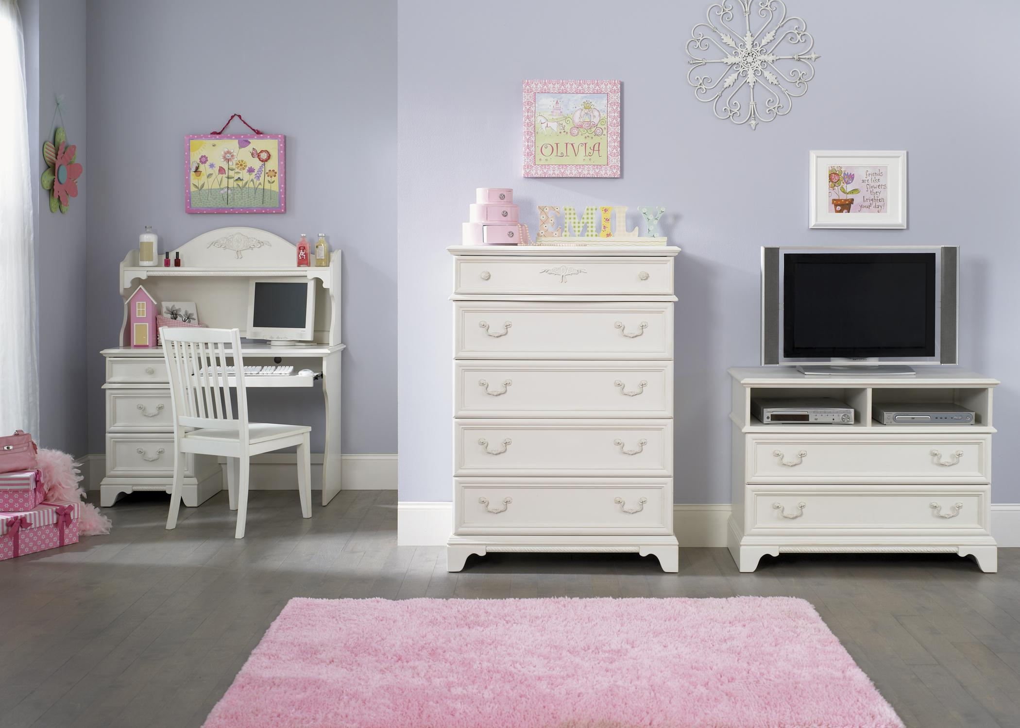 Liberty Furniture Arielle Youth Bedroom Traditional Single