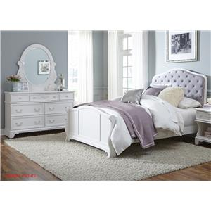 Vendor 5349 Arielle Youth Bedroom Twin Bedroom Group
