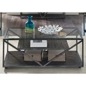 Liberty Furniture Arista Occasional Rectangular Cocktail Table - Item Number: 37-OT1010