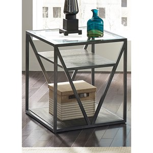 Liberty Furniture Arista Occasional End Table