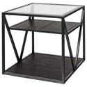 Liberty Furniture Arista Occasional End Table - Item Number: 37-OT1020
