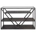 Liberty Furniture Arista Occasional Sofa Table - Item Number: 37-OT1030