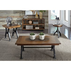 Liberty Furniture Arlington Occasional Table Group