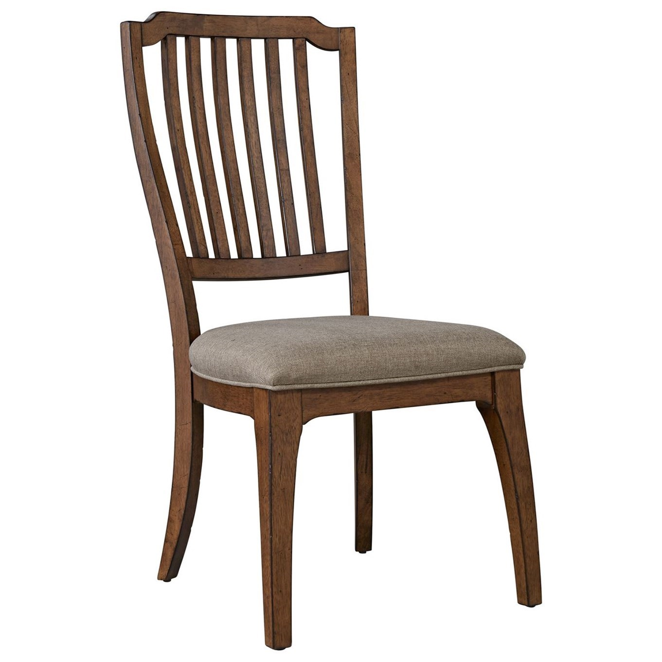 Arlington Dining Side Chair by Libby at Walker's Furniture