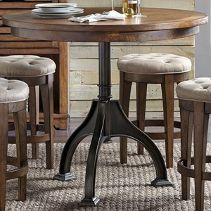 Liberty Furniture Arlington 411 Round Gathering Table