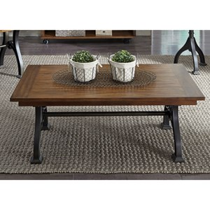 Liberty Furniture Arlington Rectangular Cocktail Table