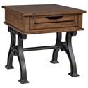 Liberty Furniture Arlington Drawer End Table - Item Number: 411-OT1020