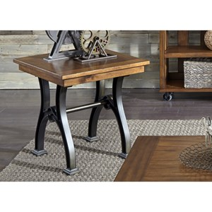 Liberty Furniture Arlington End Table
