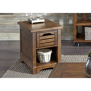 Liberty Furniture Arlington Lamp End Table