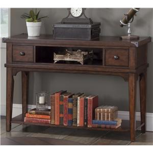Liberty Furniture Aspen Skies-Occ Sofa Table