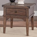 Liberty Furniture Aspen Skies End Table - Item Number: 416-OT1020