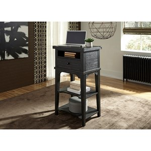 Liberty Furniture Aspen Skies Stand Alone Laptop Desk