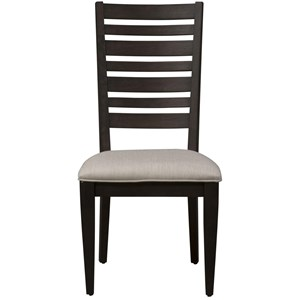 Liberty Furniture Atwood Creek Ladder Back Side Chair