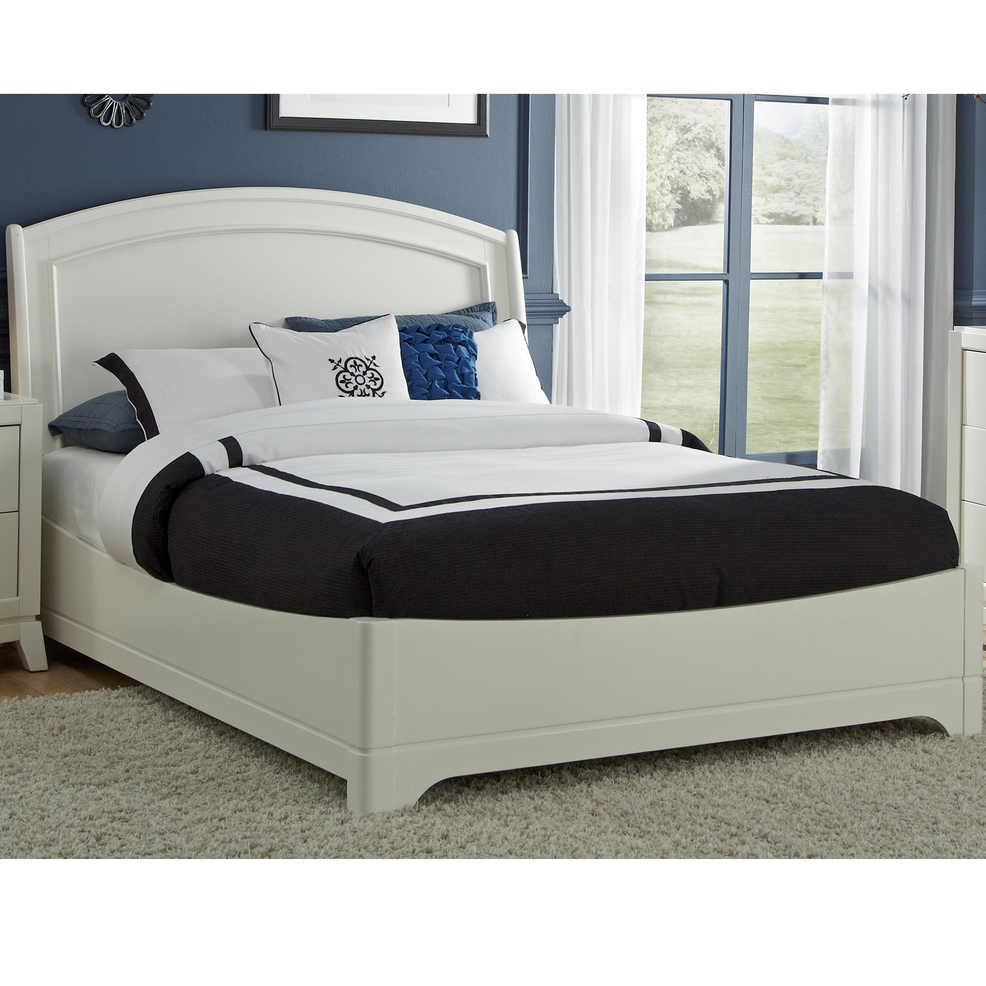 Liberty Furniture Avalon II King Platform Bed - Item Number: 205-BR-KPL