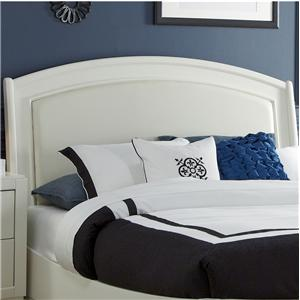 Vendor 5349 Avalon II Queen Platform Leather Headboard