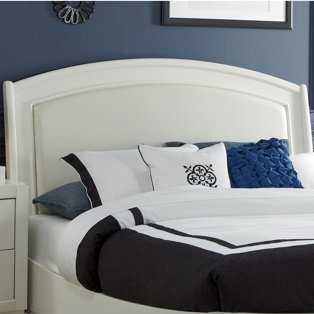 Liberty Furniture Avalon II King Platform Leather Headboard - Item Number: 205-BR24HL