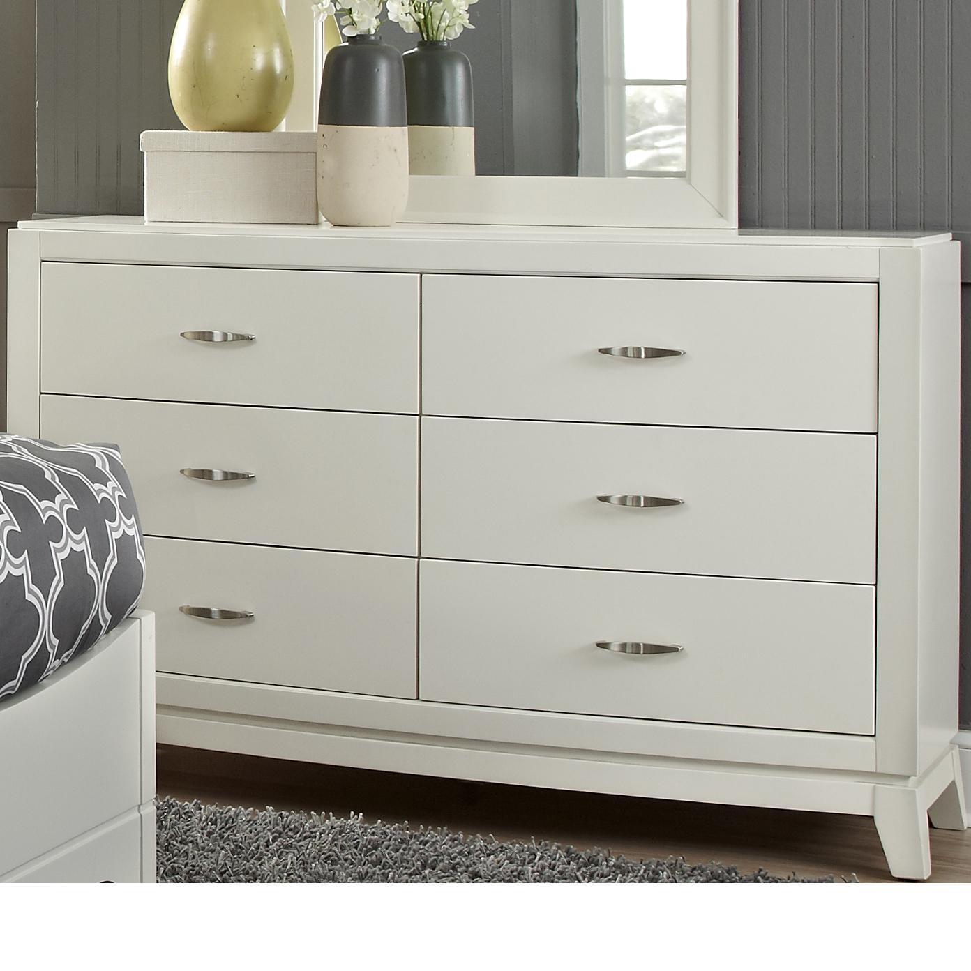 Liberty Furniture Avalon II Dresser - Item Number: 205-BR30