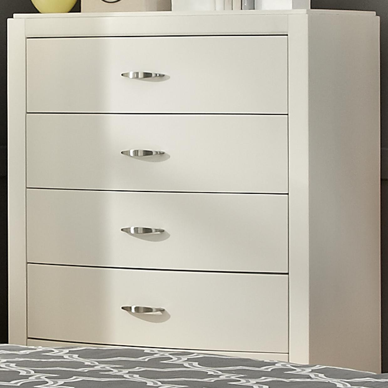 Liberty Furniture Avalon II Chest - Item Number: 205-BR40