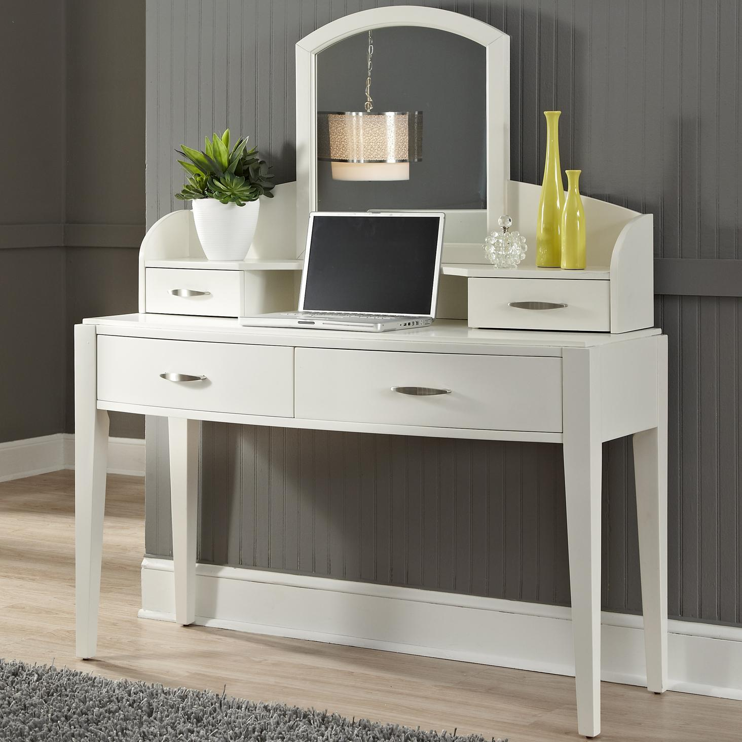 Liberty Furniture Avalon II Vanity - Item Number: 205-YBR-SD