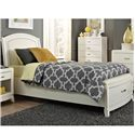Liberty Furniture Avalon II Full Storage Bed - Item Number: 205-YBR-FLS