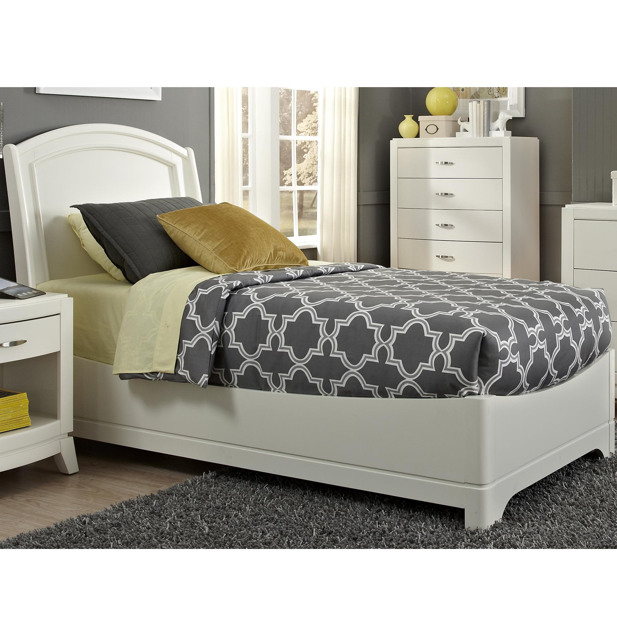 Liberty Furniture Avalon II Full Platform Bed - Item Number: 205-YBR-FPL