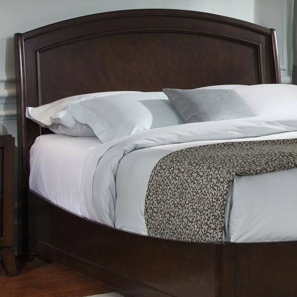 Avalon Queen Platform Headboard by Liberty Furniture at Northeast Factory Direct