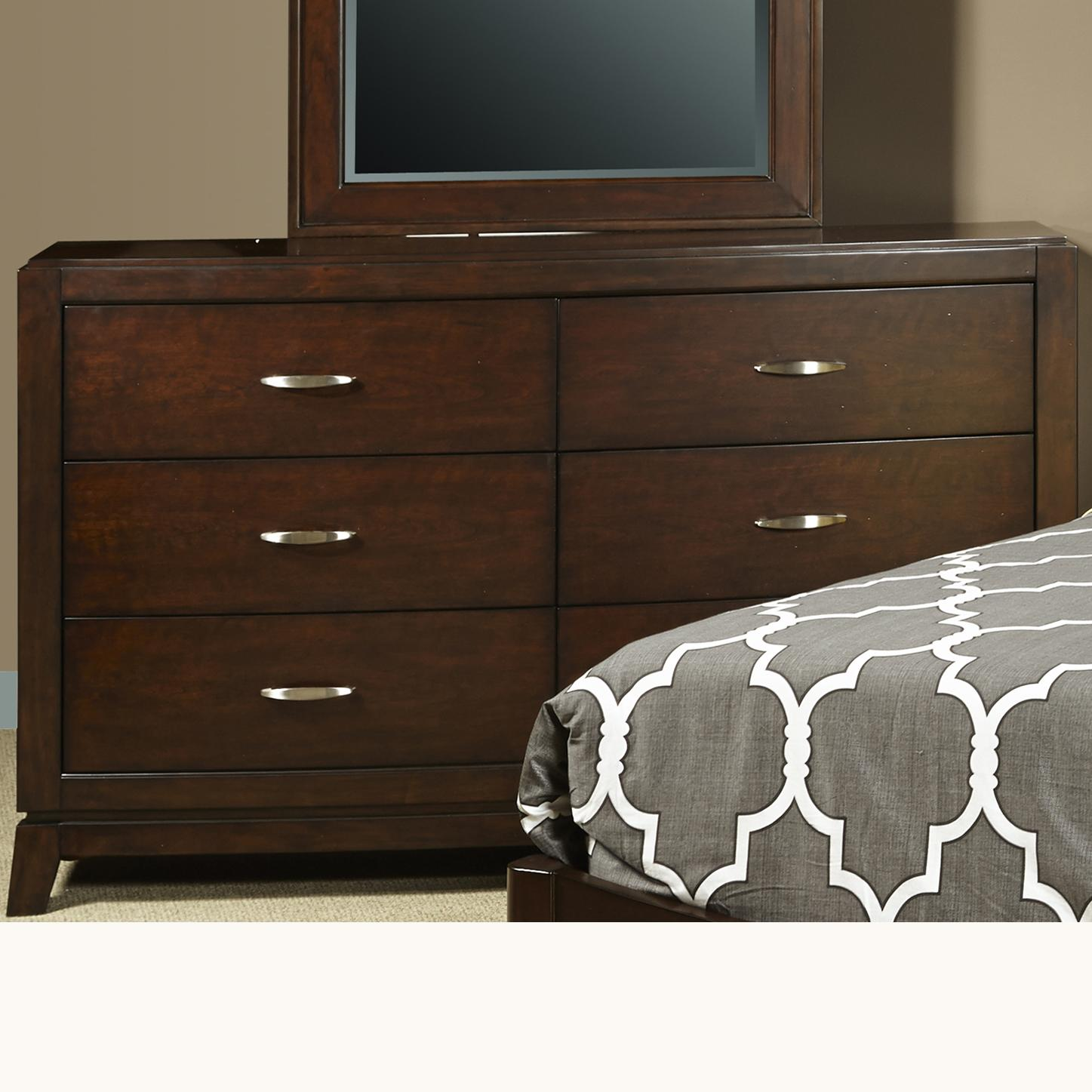 Liberty Furniture Avalon Dresser - Item Number: 505-BR30