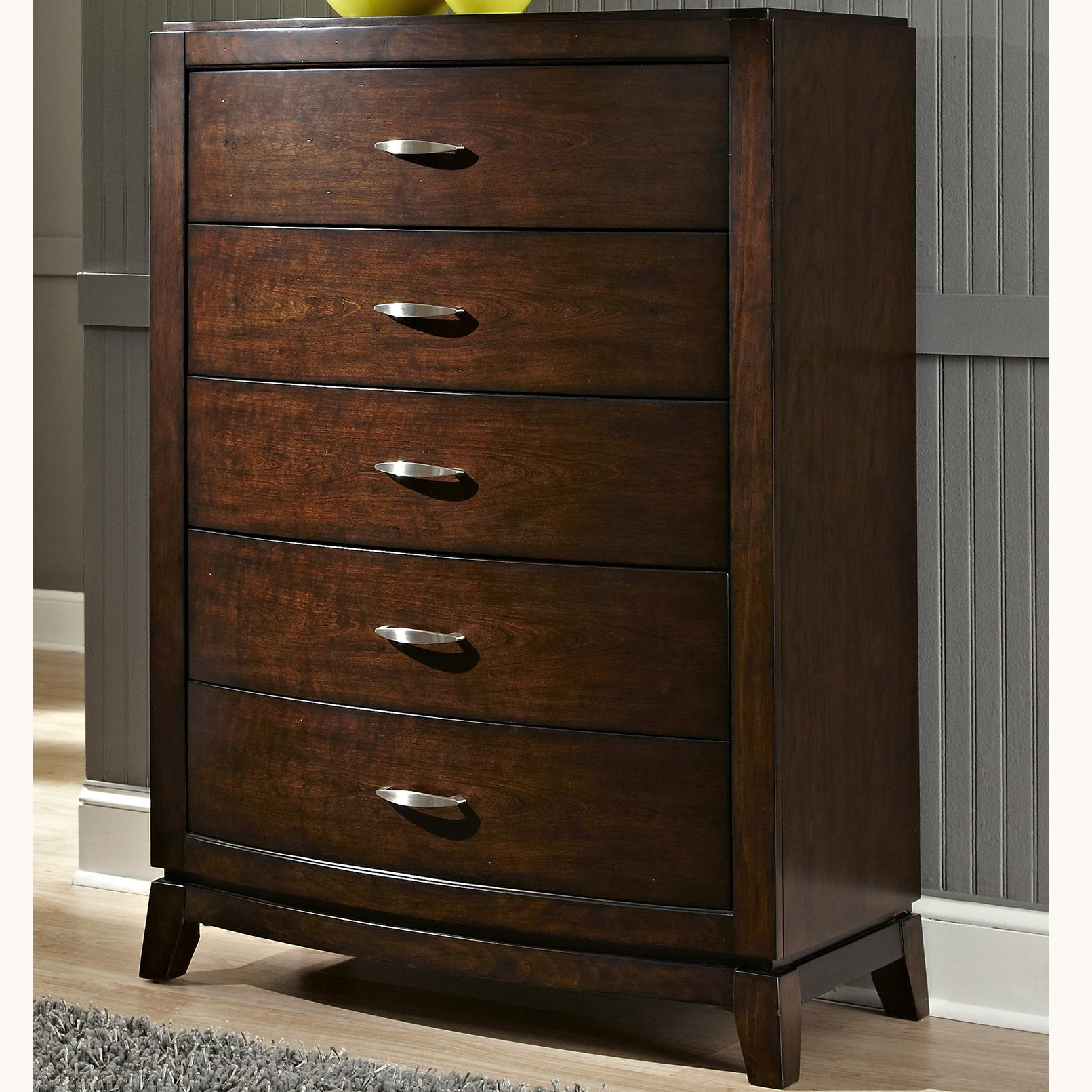 Liberty Furniture Avalon Chest - Item Number: 505-BR40