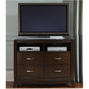 Liberty Furniture Avalon Media Chest