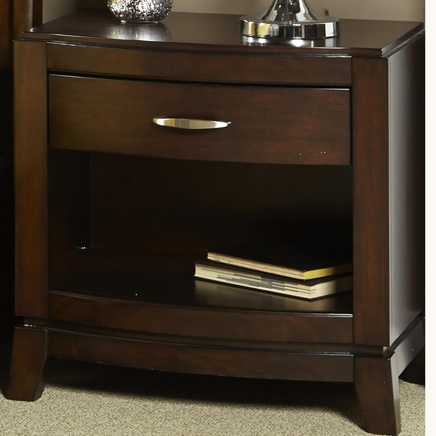 Liberty Furniture Avalon Night Stand - Item Number: 505-BR60