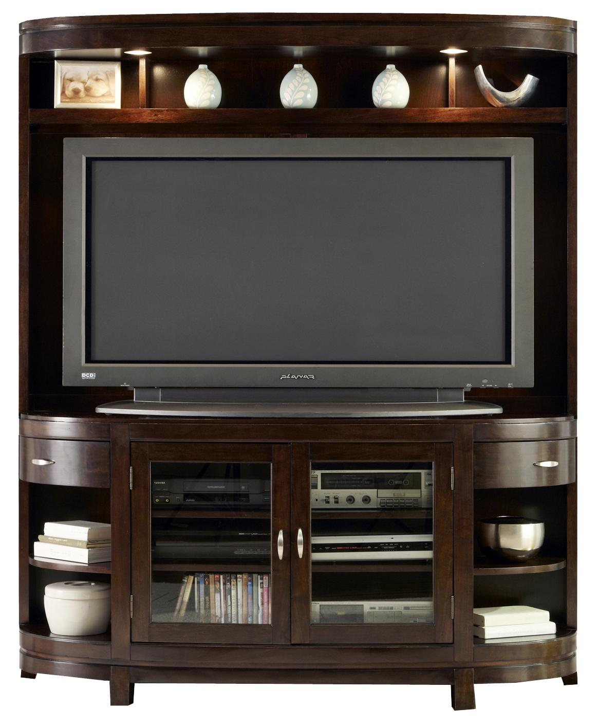 Liberty Furniture Avalon Entertainment Center - Item Number: 505-ENT-SET51