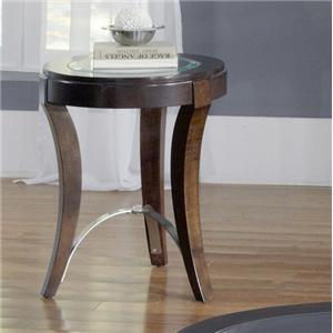 Liberty Furniture Avalon Chairside Table