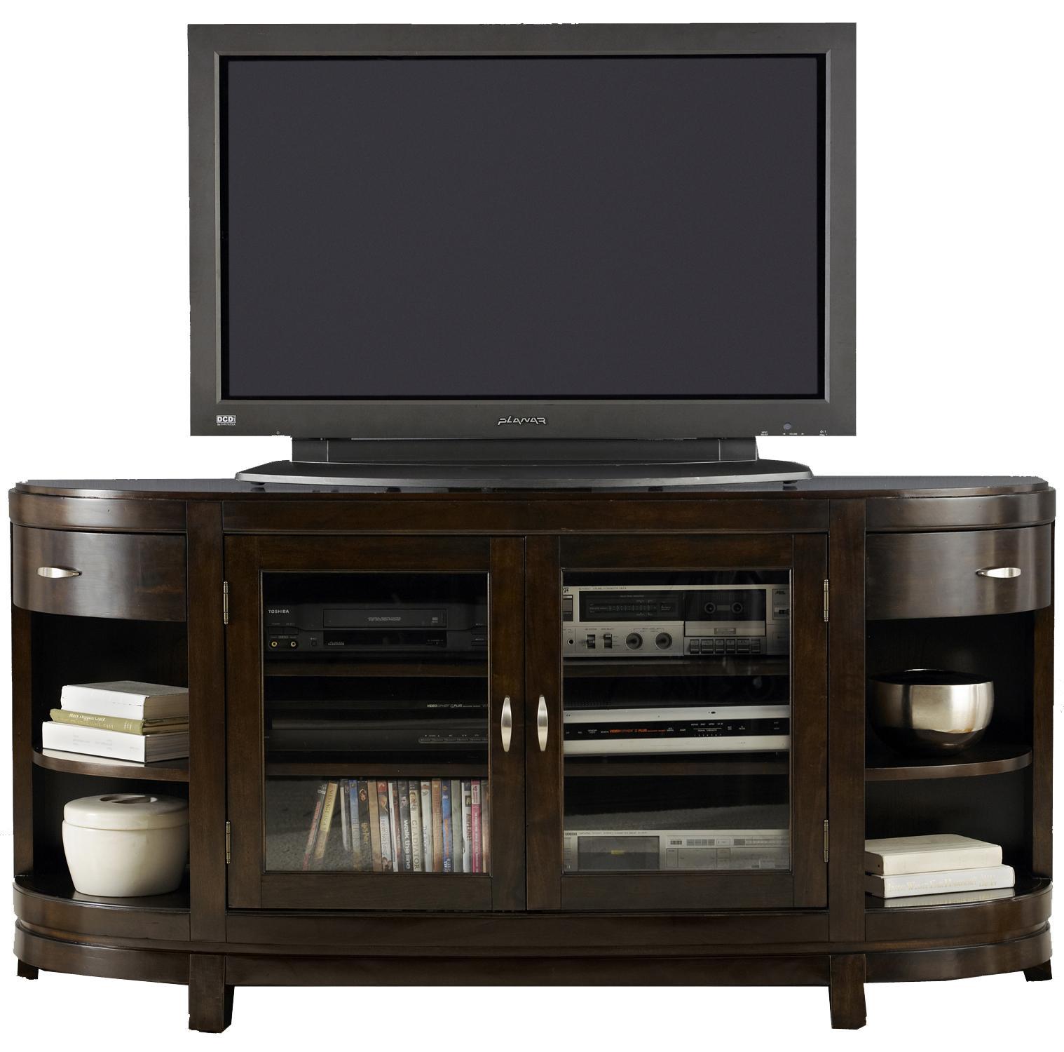 Liberty Furniture Avalon 2-Door TV Stand - Item Number: 505-TV67