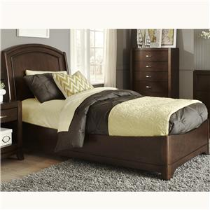 Liberty Furniture Avalon Full Platform Bed