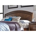Liberty Furniture Avalon III Queen Platform Headboard - Item Number: 705-BR23H