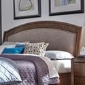 Vendor 5349 Avalon III Queen Upholstered Headboard - Item Number: 705-BR23HU