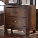 Liberty Furniture Avalon III Night Stand - Item Number: 705-BR61