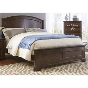 Liberty Furniture Avington King Panel Bed