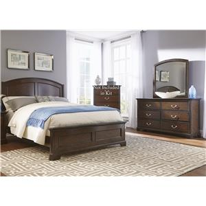 Liberty Furniture Avington Queen Bedroom Group