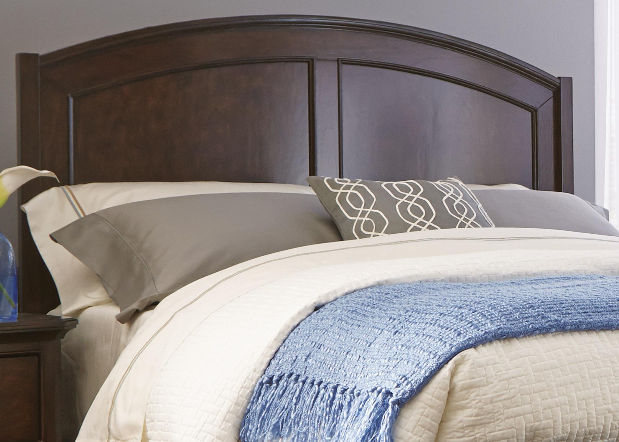 Liberty Furniture Avington Queen Panel Headboard                        - Item Number: 172-BR13