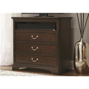 Liberty Furniture Avington 3-Drawer Media Chest