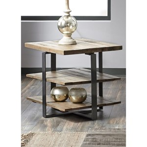 Liberty Furniture Baja Occasional End Table