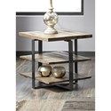 Liberty Furniture Baja Occasional End Table - Item Number: 214-OT1020